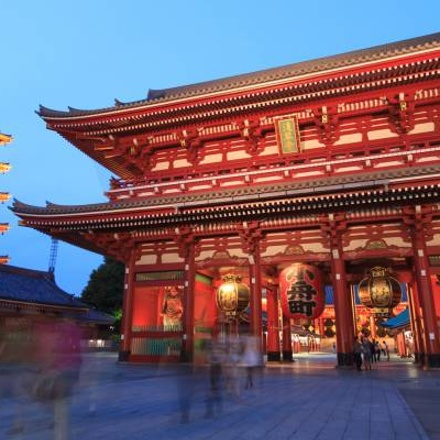 Tokyo to Shanghai - 18 Days