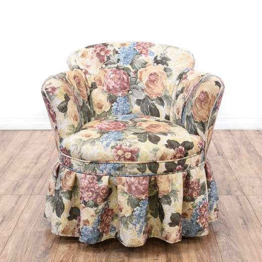 Used Amp Vintage Cottage Chic Furniture Loveseat Vintage