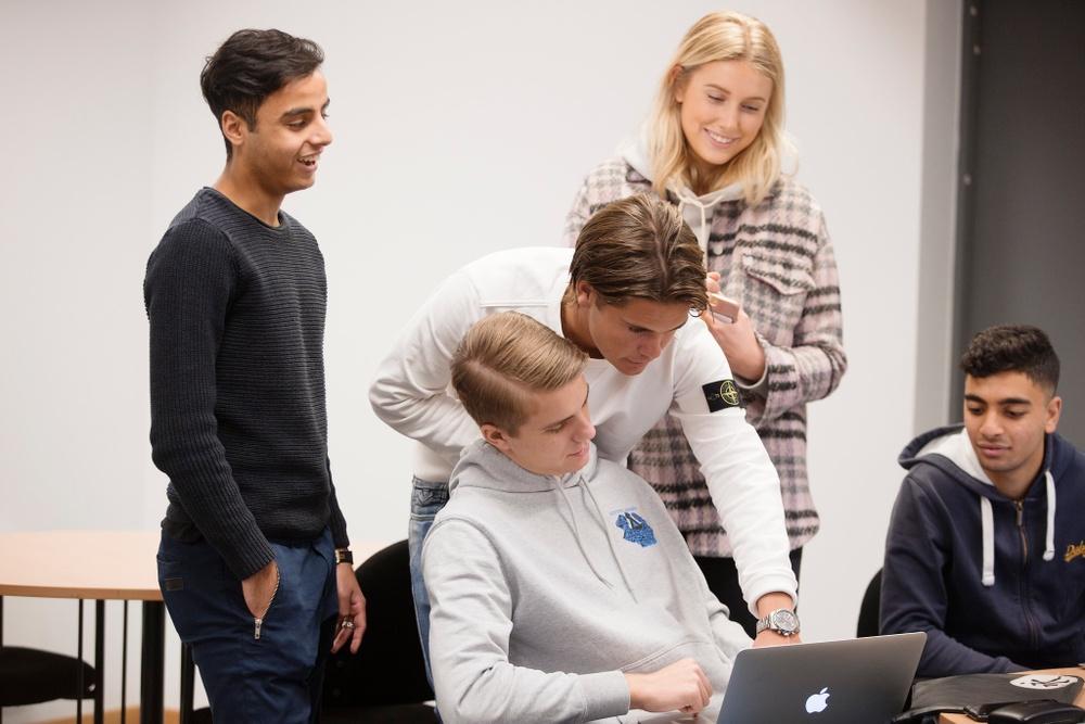 Digitala tävlingar under E-week