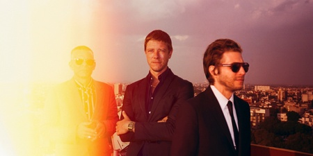 Interpol release mammoth new single 'The Weekend' – listen