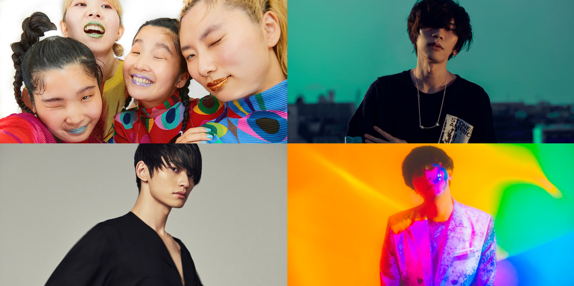 CHAI, ROTH BART BARON, Kenshi Yonezu, SKY-HI, and more nominated for Space Shower Music Awards 2021