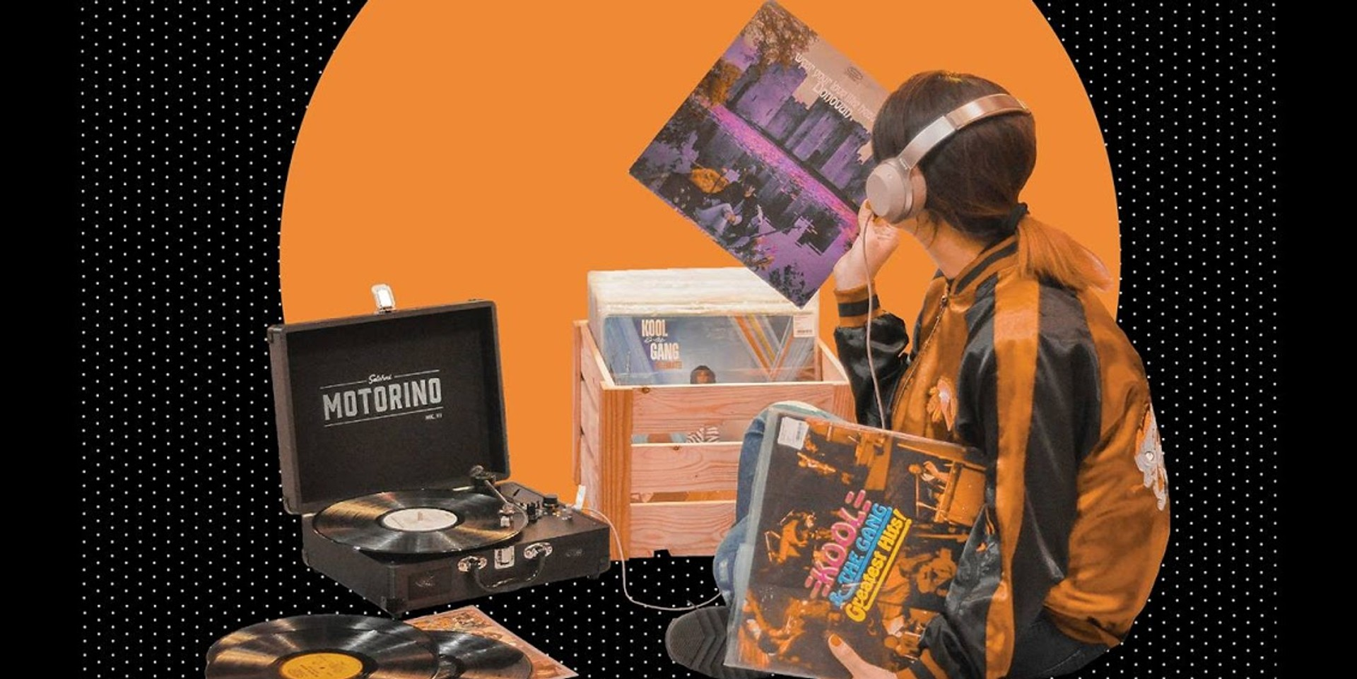 Satchmi to hold essentials listening party for Record Store Day 2019