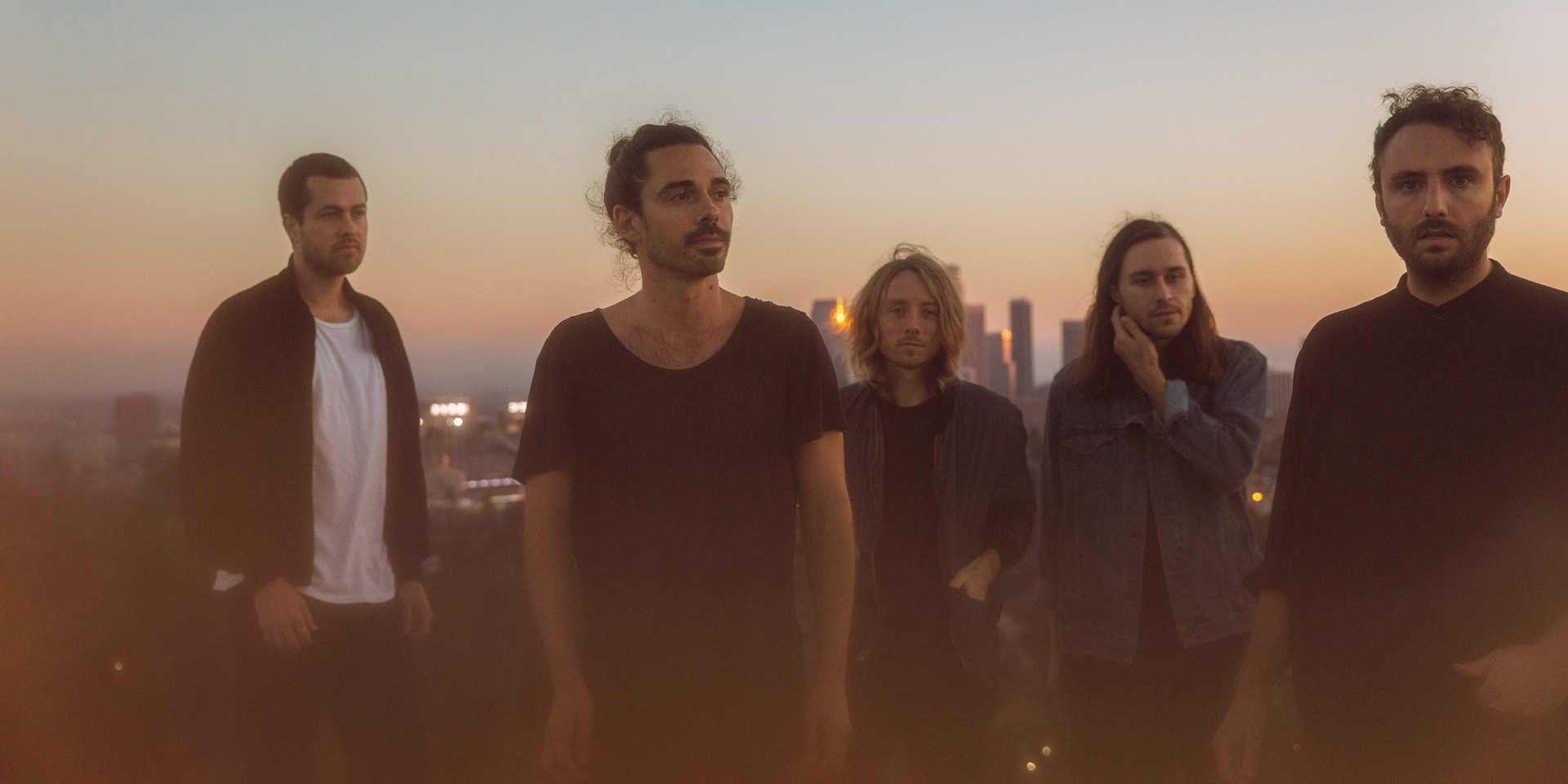Local Natives will perform in Singapore in July