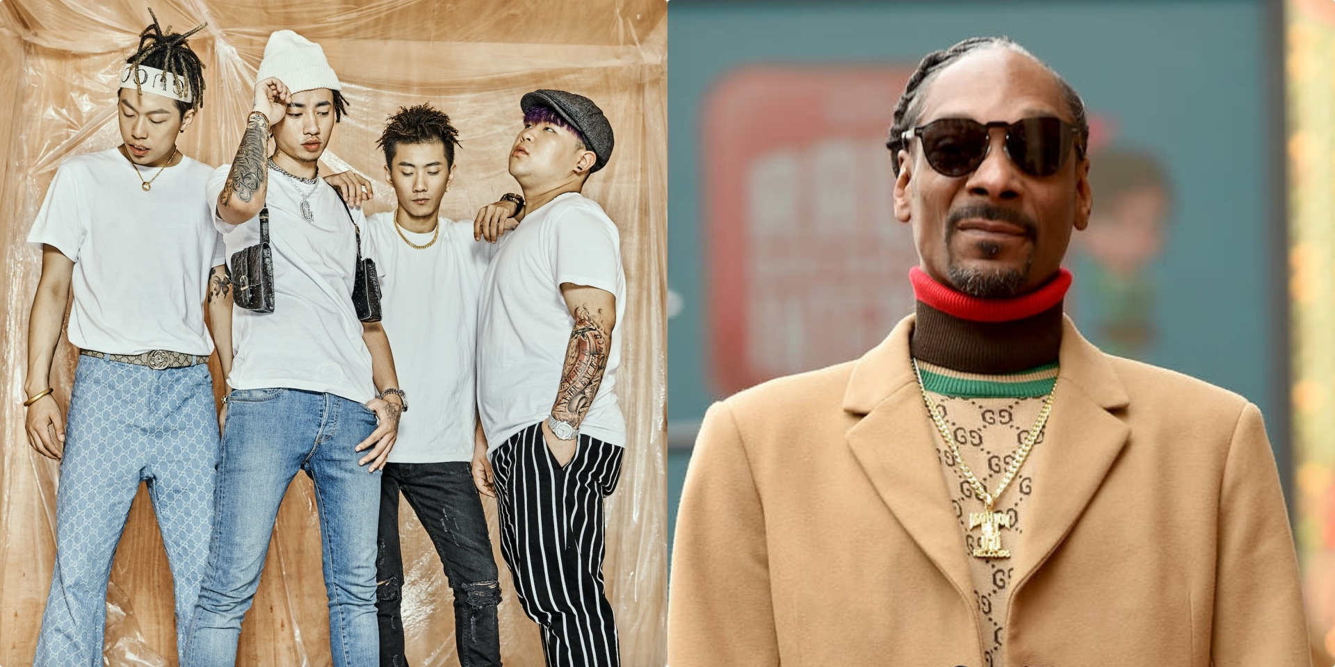 Higher Brothers and Snoop Dogg team up on new track, 'Friends & Foes' for Netflix's Wu Assassins – listen