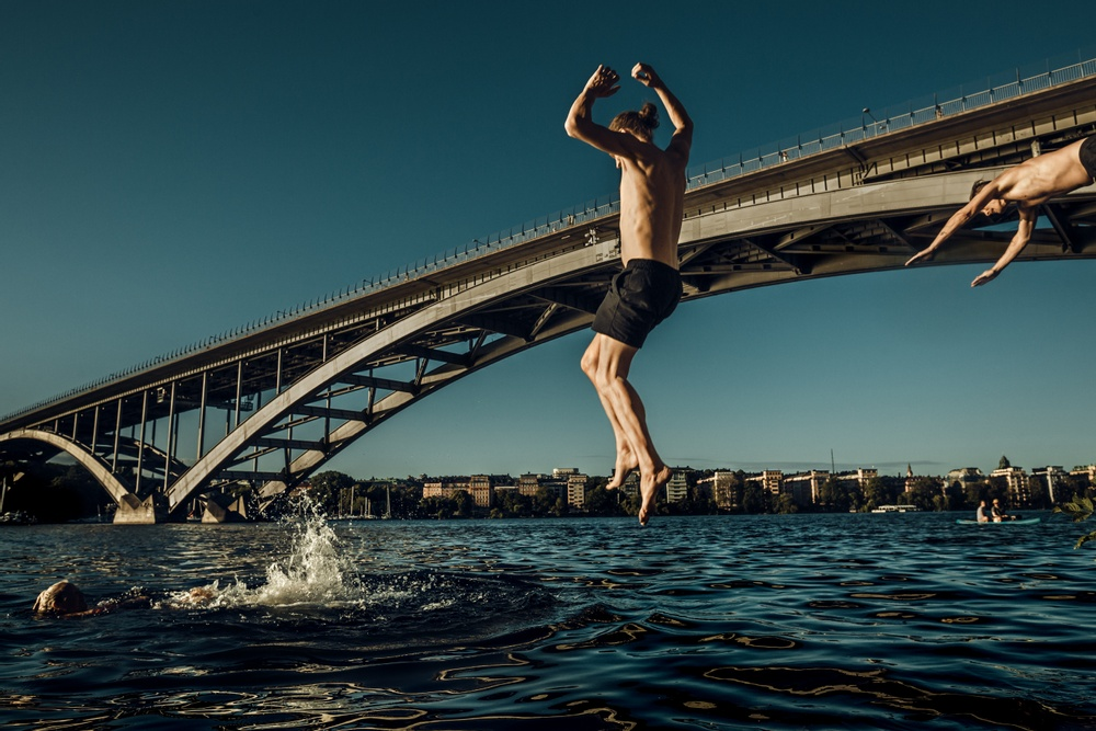 Summer in Stockholm by Fond & Fond