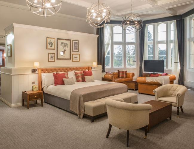 Kipling suite at De Vere Tortworth Court