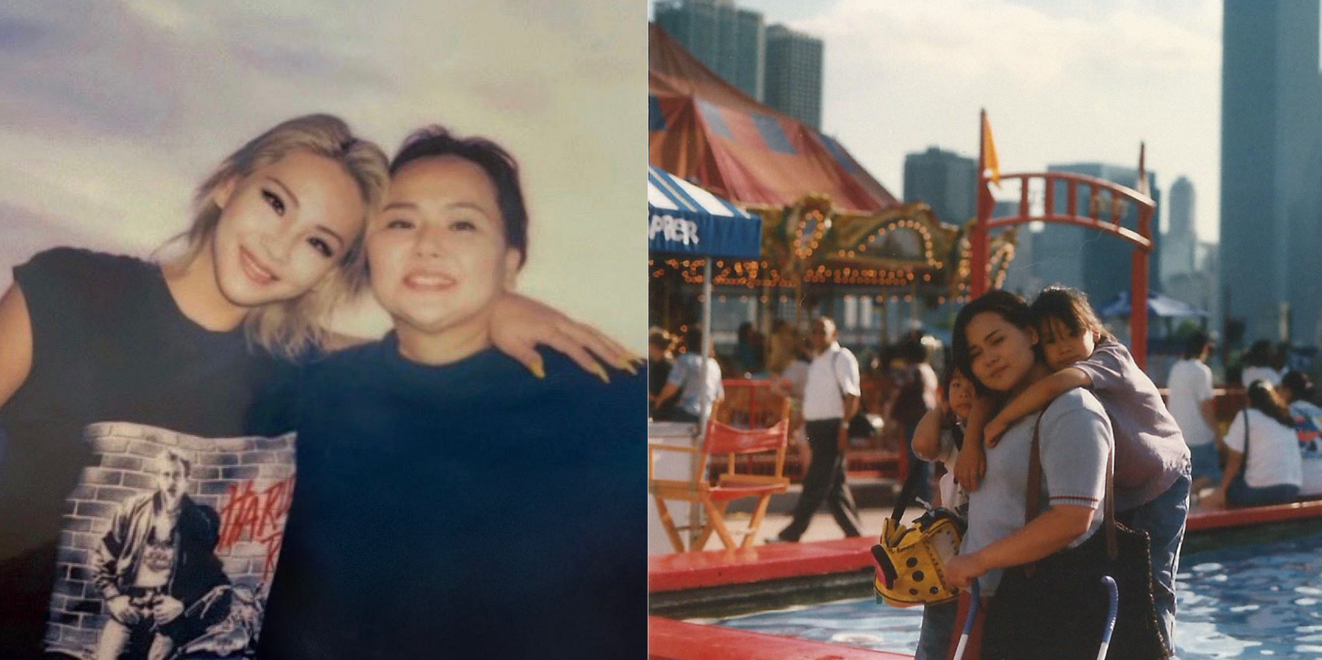 """""""If you love someone, tell them now."""" CL dedicates new single 'Wish You Were Here' to her late mother - listen"""
