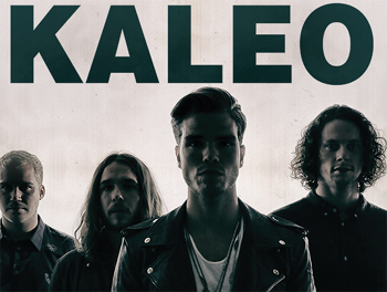 IAH- Kaleo, September 27, 2018, gates 5pm