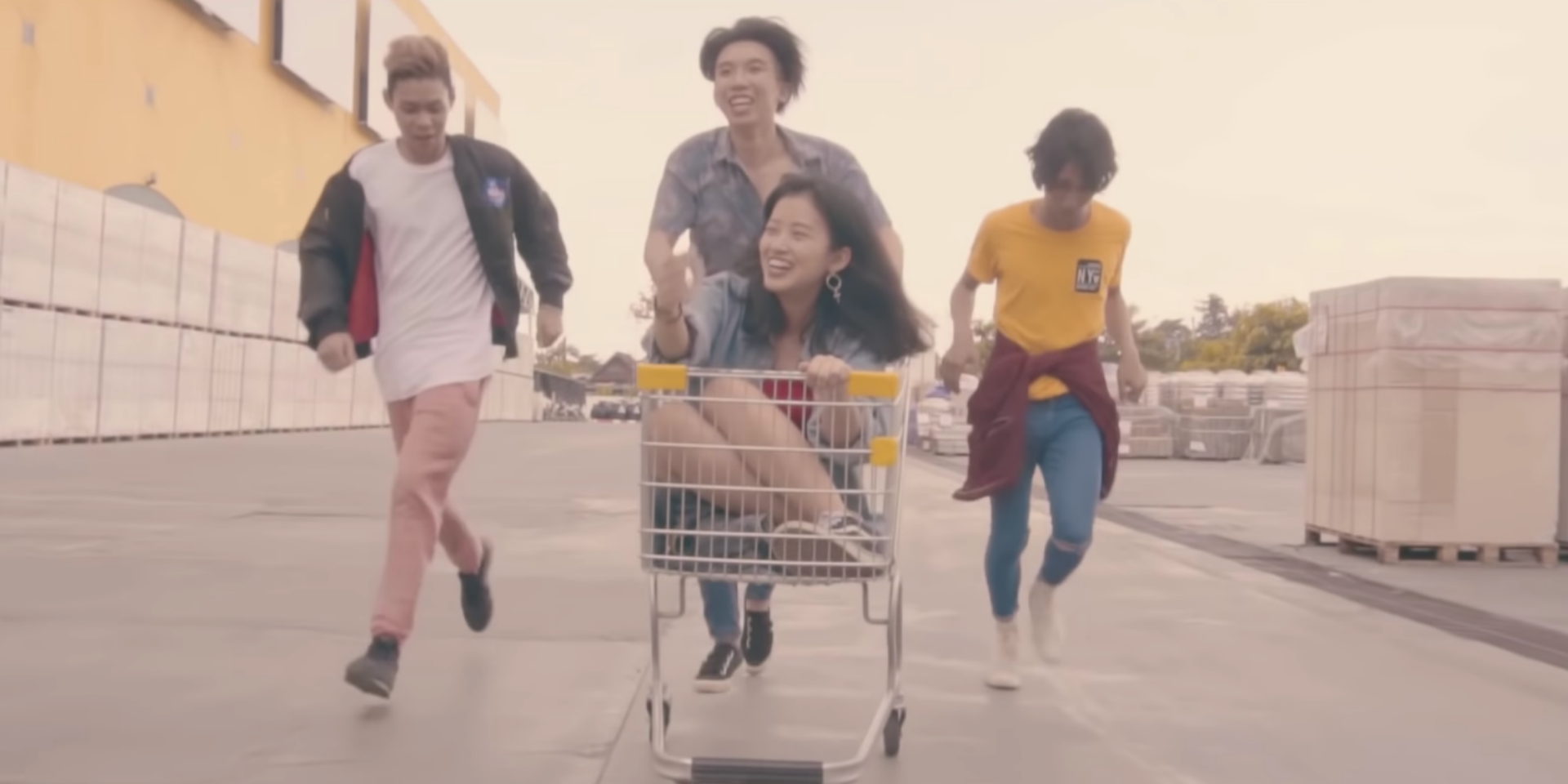 Disco Hue goes on a wild road trip in music video for 'Call Me Back' – watch