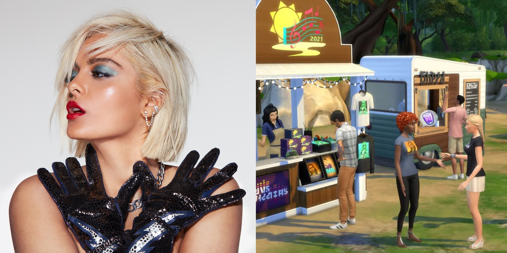 The Sims to launch its first in-game music festival 'Sims Sessions' with Bebe Rexha, Glass Animals, and Joy Oladokun