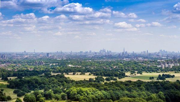 view-richmond-park