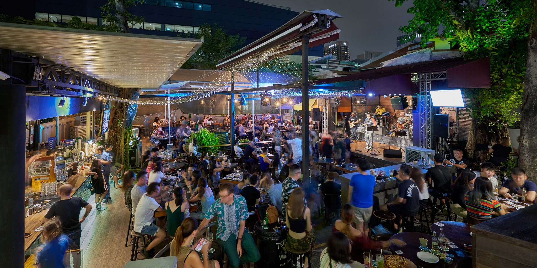 Live music venues in Singapore offering food delivery during COVID-19 circuit breaker