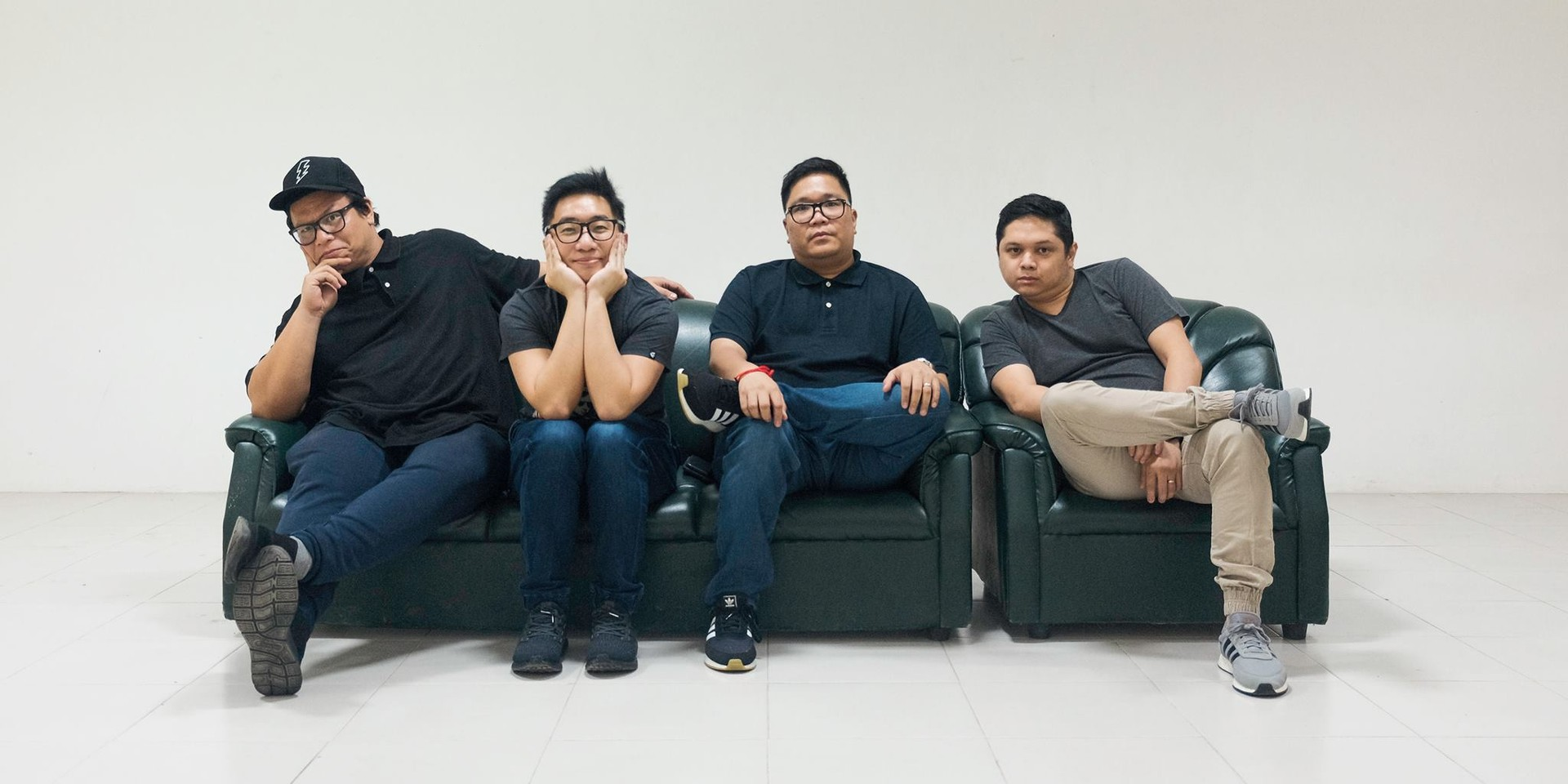 The Itchyworms go Mandarin with reimagined version of 'Ayokong Tumanda' – listen