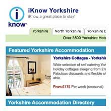 iKnow Yorkshire