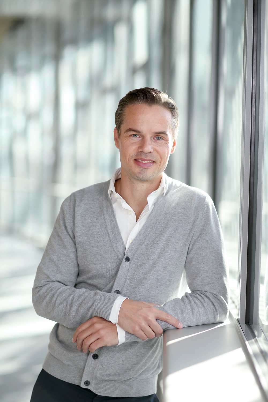 Daniel Stålbo Kommunikationschef
