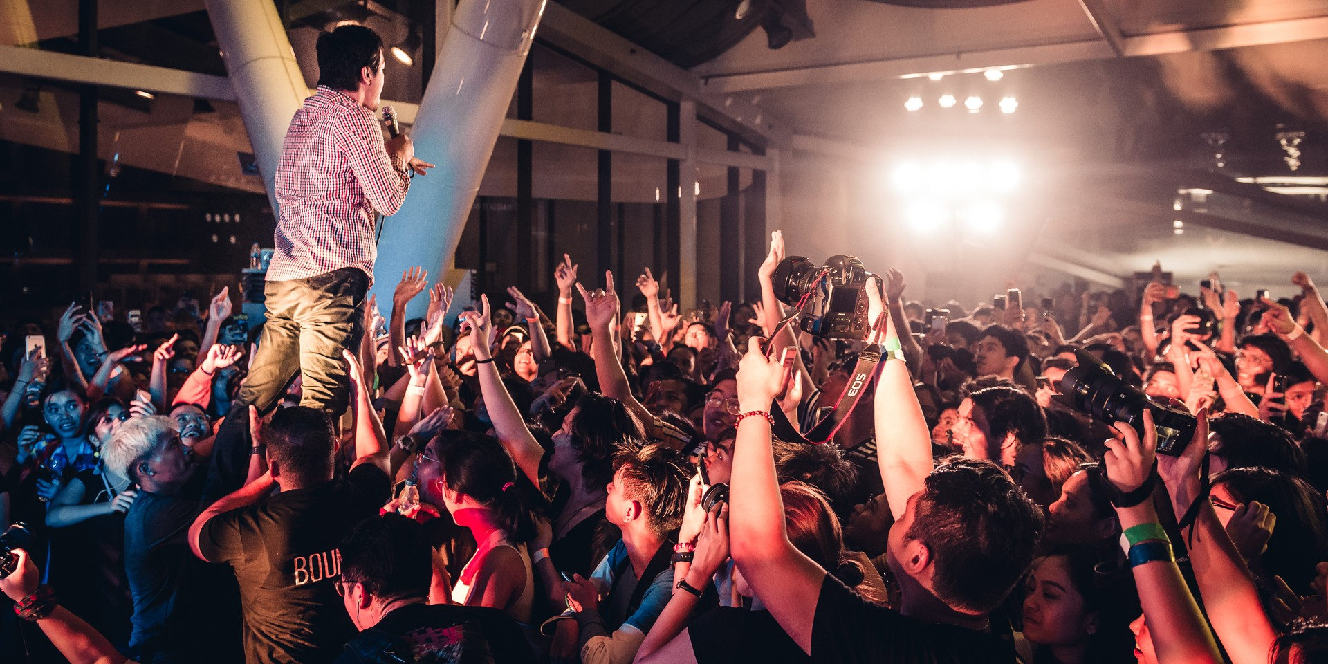 All of the Noise returns with 3-day festival of talks, live music, and trade this November