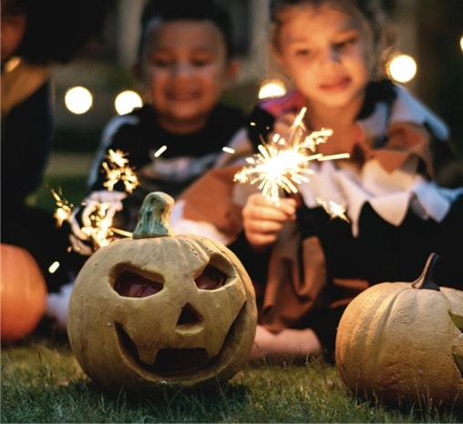 A Guide for Children with Diabetes on Halloween