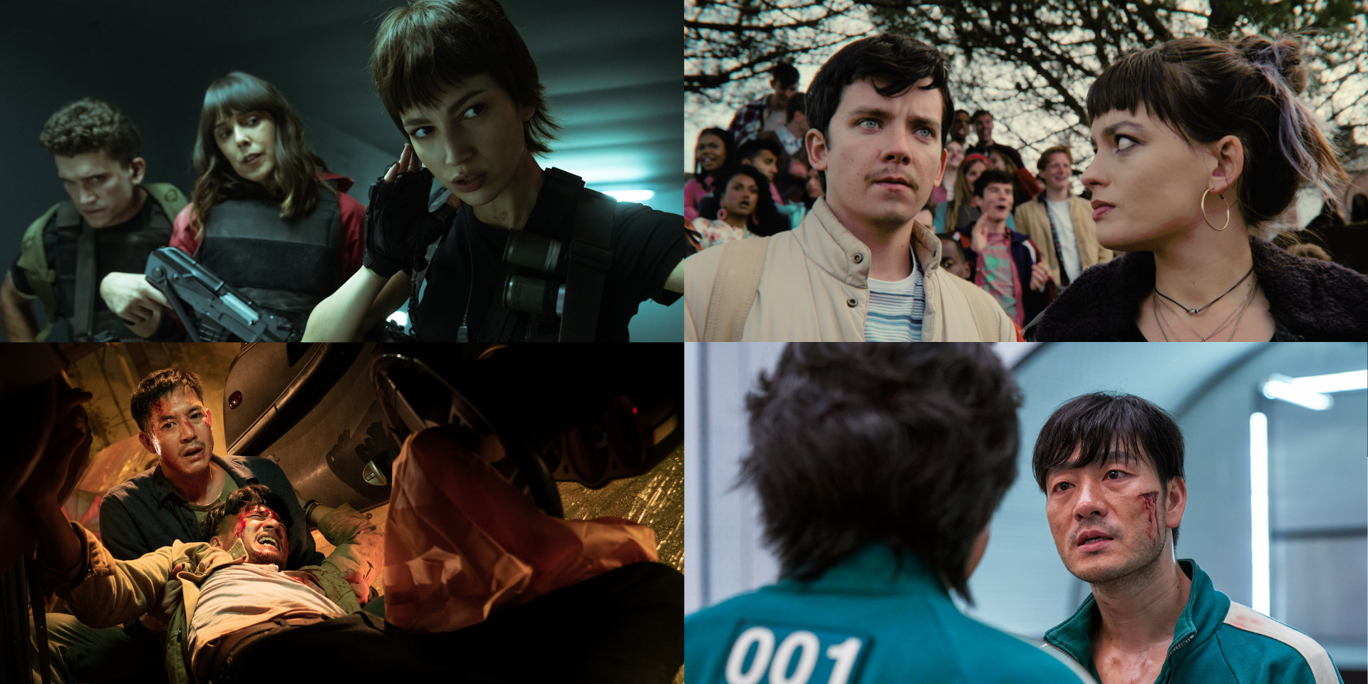 Here's what's coming to Netflix this September: Money Heist, Sex Education, Squid Game, Bangkok Breaking, and more