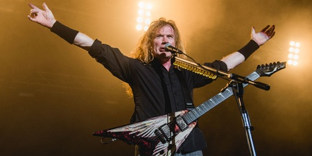 Megadeth's Dave Mustaine shares promising update on new album