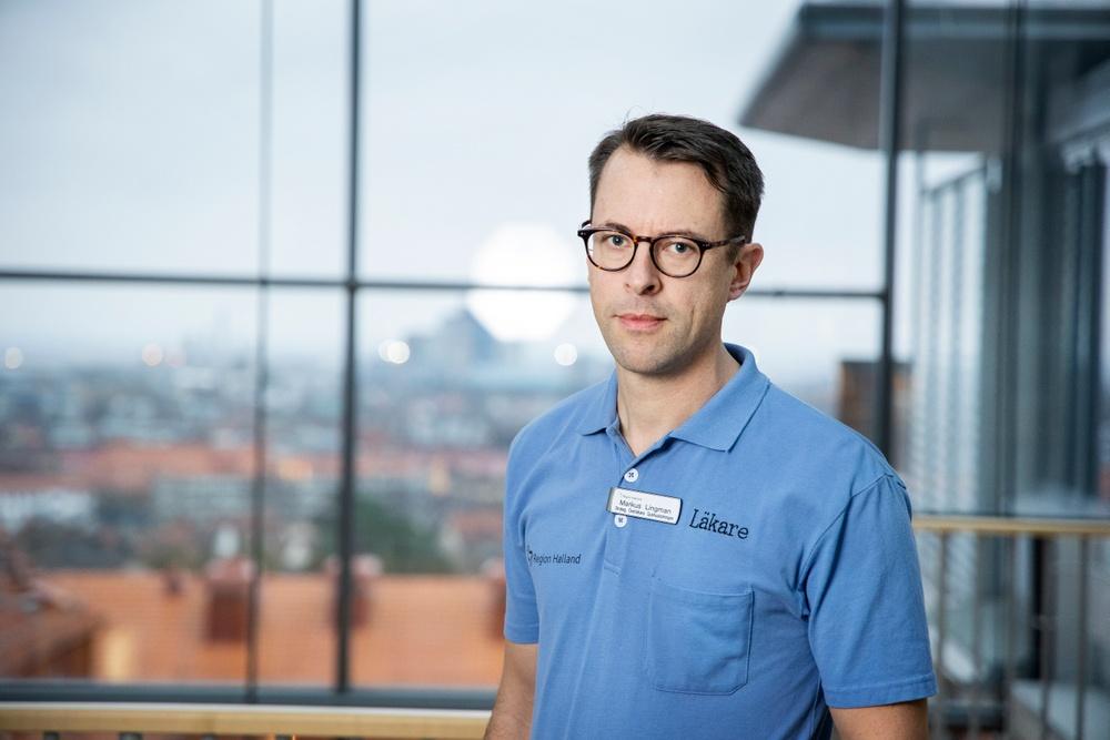 Markus Lingman, strateg