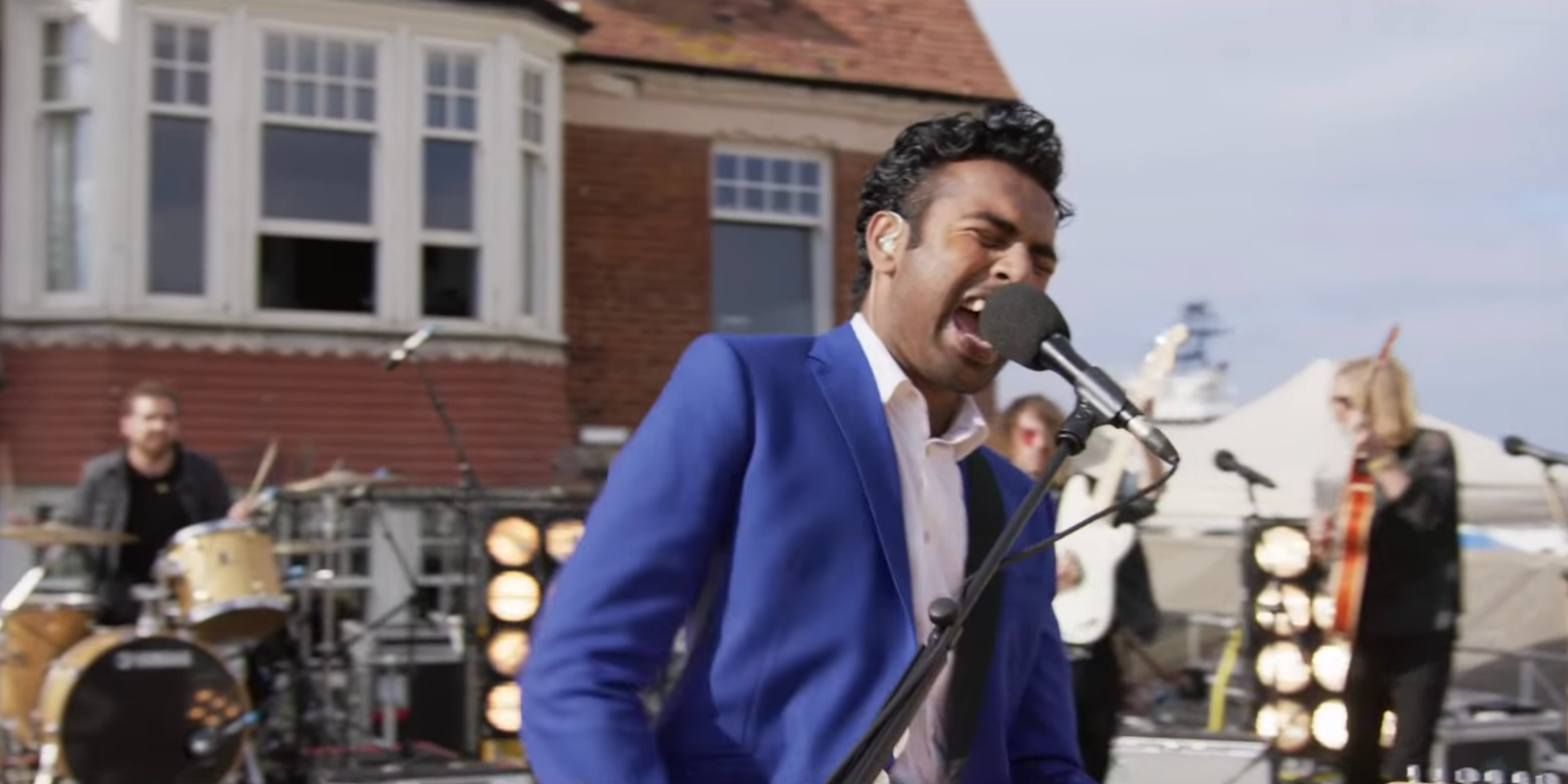 The first trailer for Danny Boyle's Beatles-inspired movie Yesterday has arrived – watch