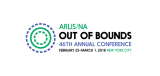 ARLIS/NA 46th Annual Conference: Out of Bounds