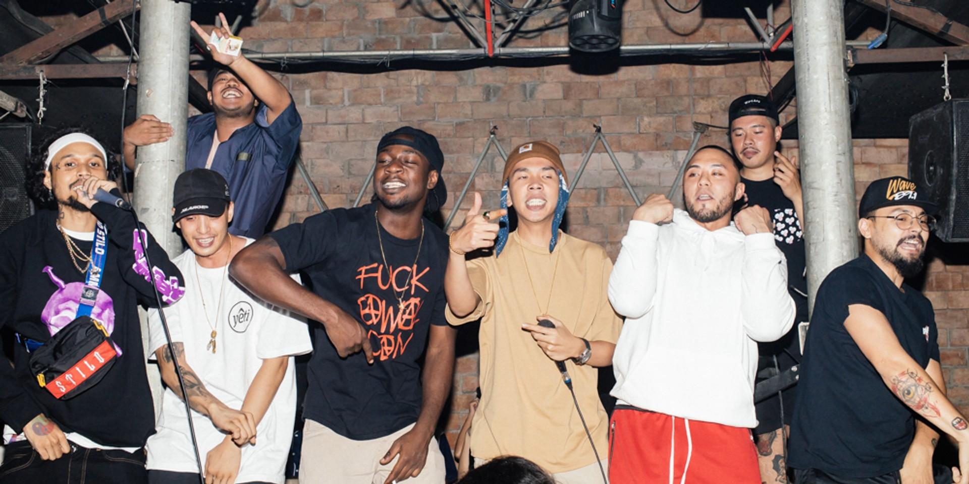 Bawal Clan's sophomore album Nightmare on 66 is here – listen