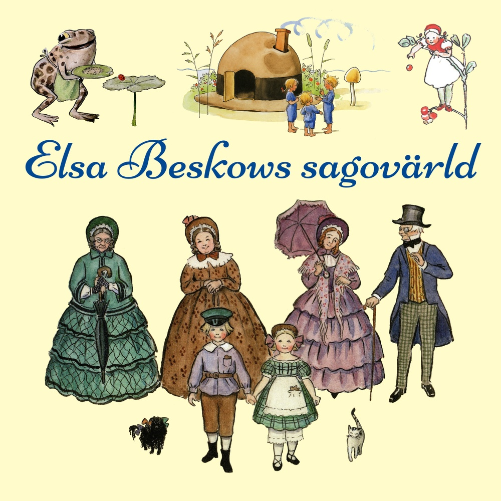 Illustrationer © Elsa Beskow