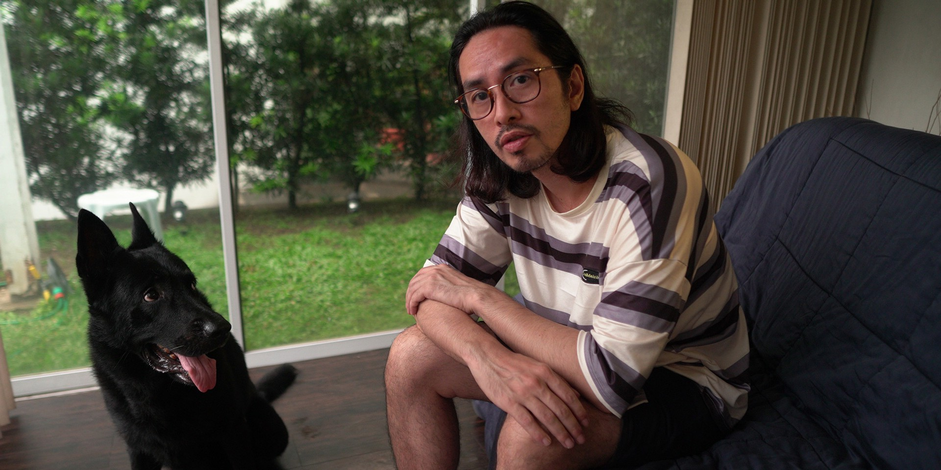 Checking in with Rico Blanco after one year in lockdown