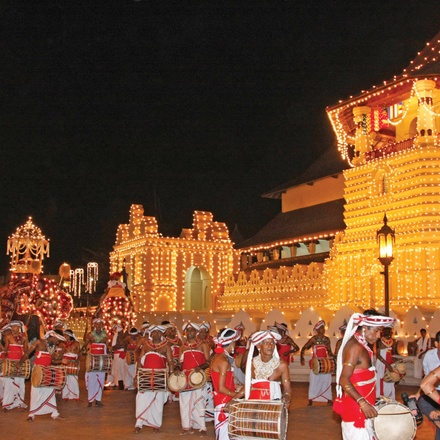 Sri Lanka All-Island Tour