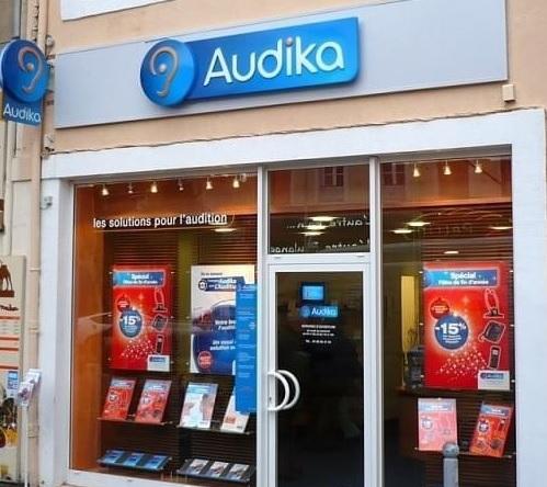 Photo du centre Audika de Salon de Provence