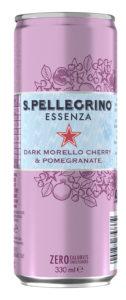 S.Pellegrino Essenza Dark Morello Cherry & Pomegranate