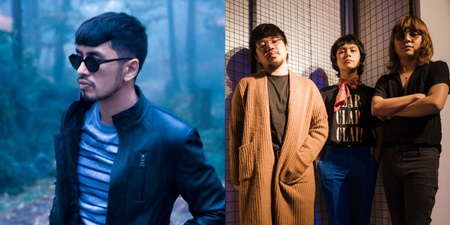 Rico Blanco and IV Of Spades tease collaboration
