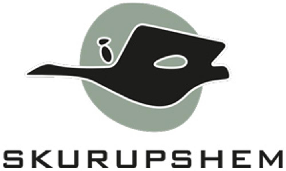 Skurupshems logotype