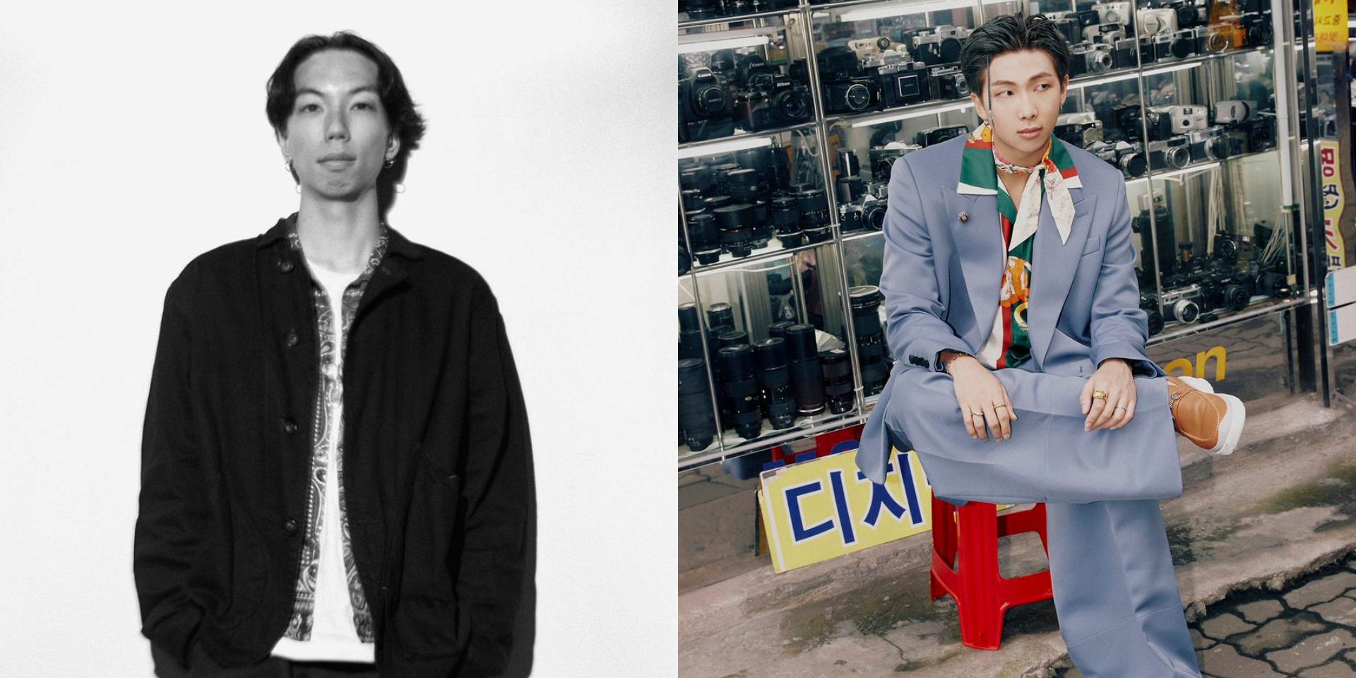 John Eun 은희영 shares new single, 'Hope', featuring backing vocals by BTS' RM – listen