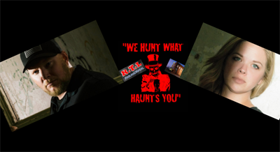 BT - RTL Ghost Hunt (featuring Brian Murray & Richel Stratton of Ghost Hunters) - October 9, 2021, doors 6:00pm