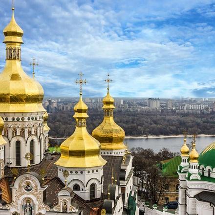 Lavra Monastic Complex in Kyiv
