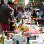 Street party rexfeatures