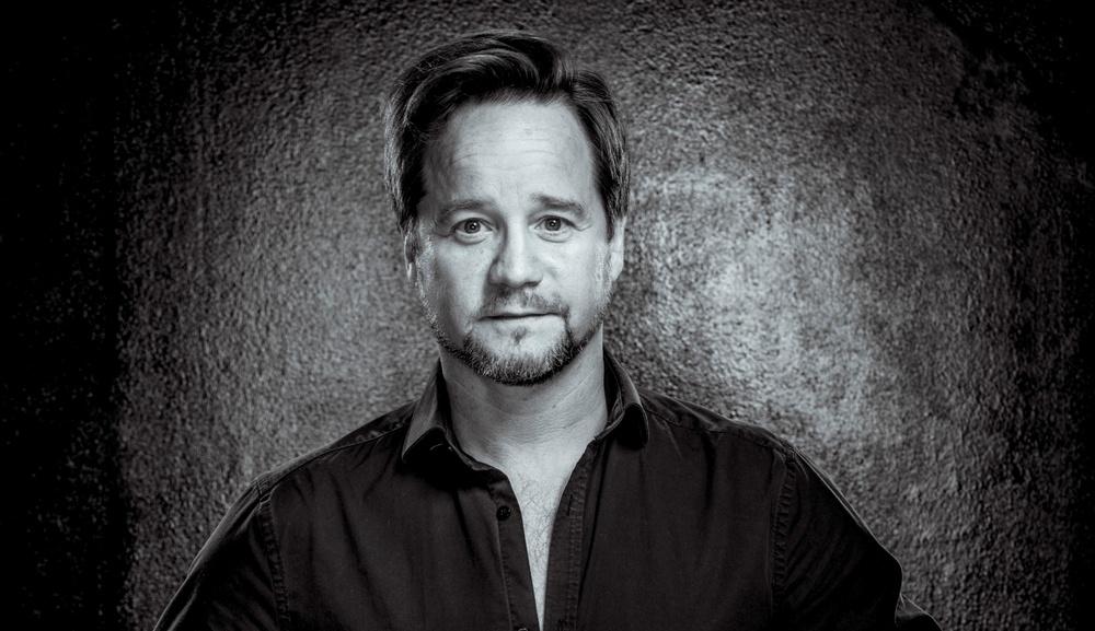 Porträtt Johannes Öhman. Foto: Mats Bäcker