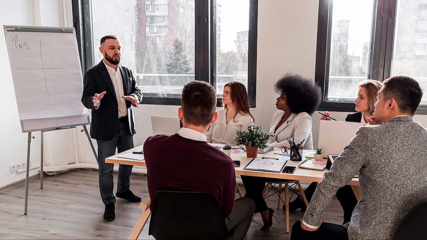 Représentation de la formation : Formation document unique d'évaluation des risques professionnels (DUERP)