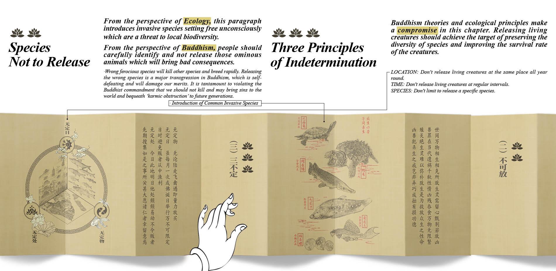 'Fangsheng' Guide Book: Chapter 2&3