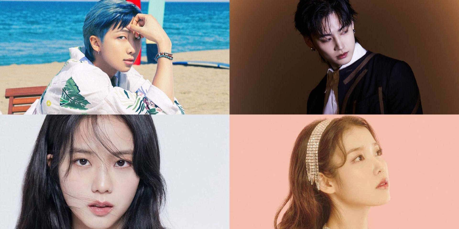 7 must-read books according to your favourite K-pop artists, including BTS' RM, GOT7's JAY B, BLACKPINK's Jisoo, IU, and more