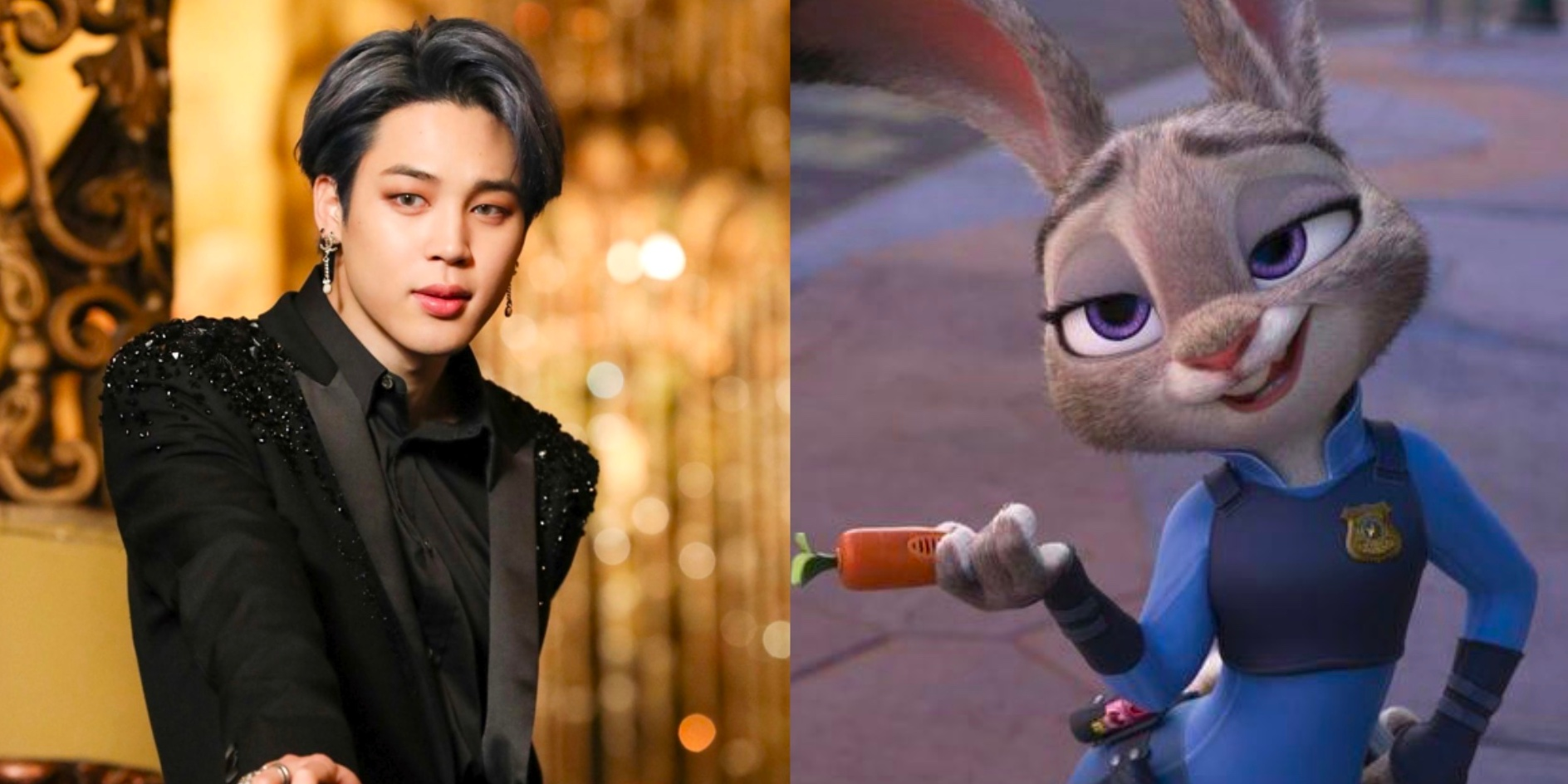 """""""When can we...work together?!"""": Zootopia's co-director Jared Bush on BTS Jimin's impressive dubbing of Judy"""