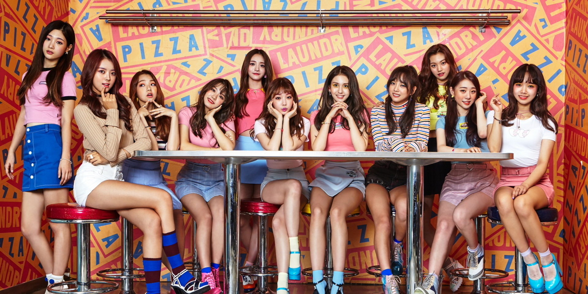 K-pop girl group I.O.I to reunite in October, Chung Ha and eight