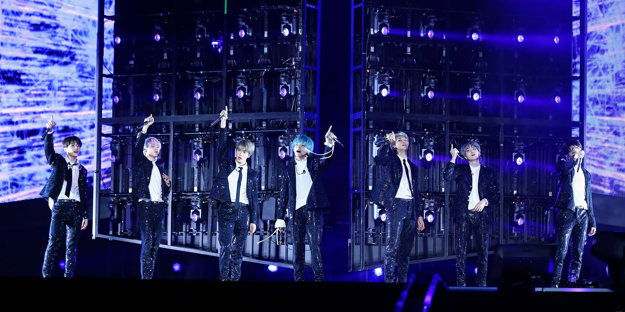 BTS made history at sold out Singapore show — gig report