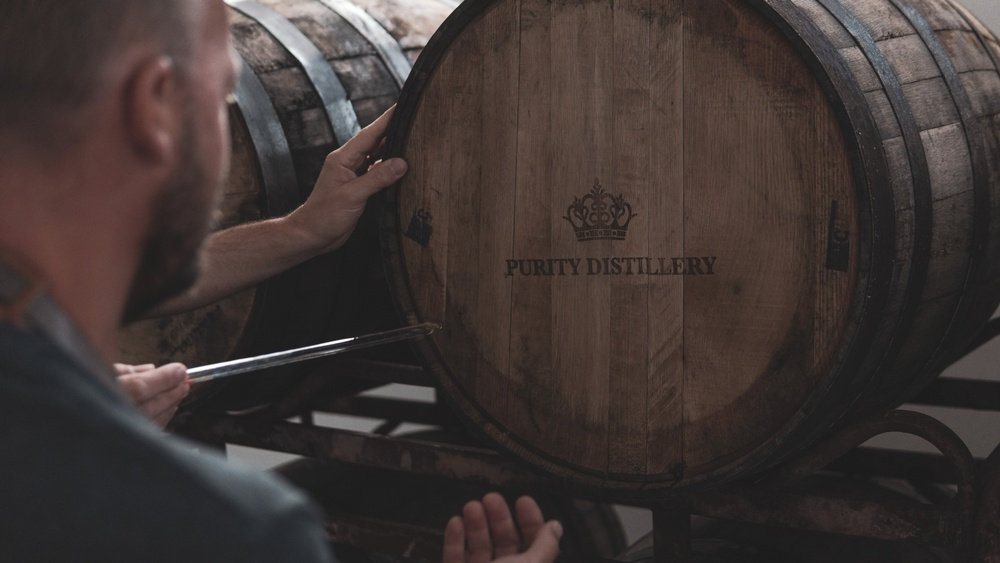 Purity Single Malt SC Organic Whisky