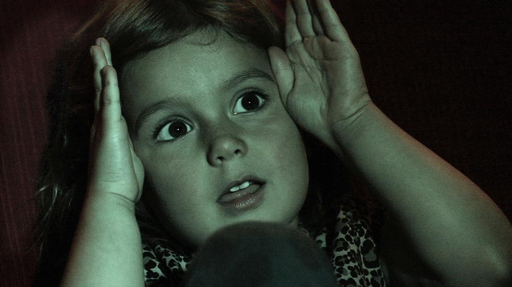 Bild ur en av Filminstitutets skolbiokampanjfilmer.