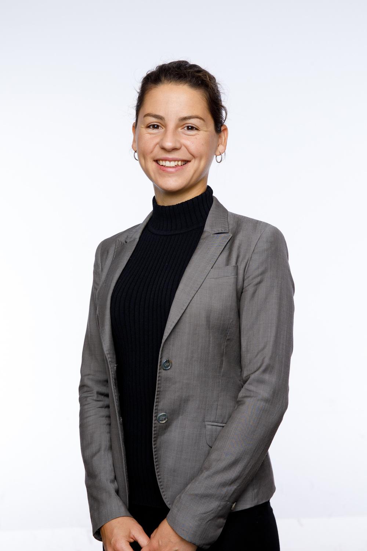 Linda Spahiu, vd VOC Diagnostics