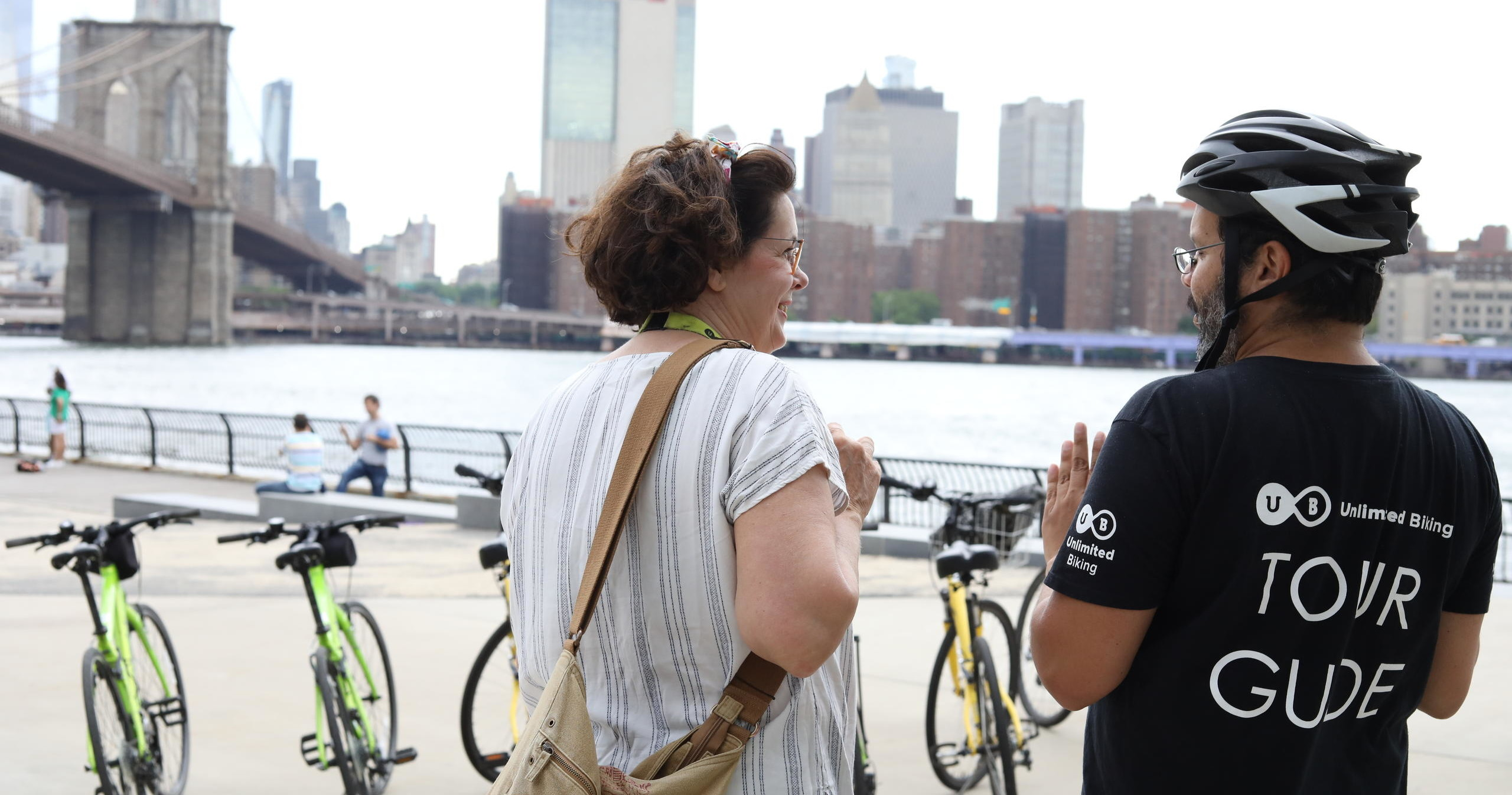 2-Hour Brooklyn Bridge Bike Tour