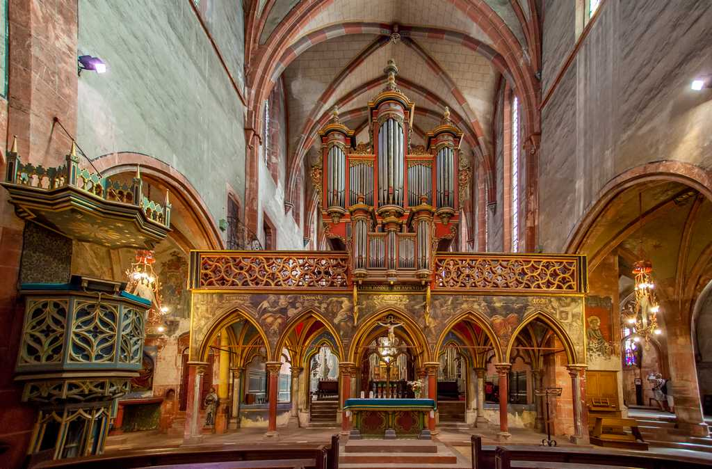 Eglise Saint-Pierre-le-Jeune, Strasbourg (FR)